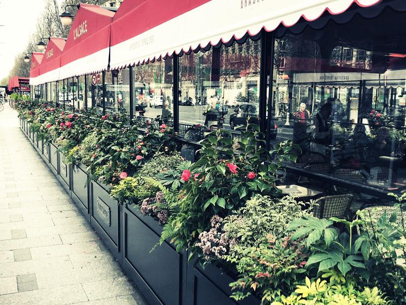 Bac à fleurs, jardinière Svalson - Diapo numero 7